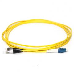LC-FC 光纤跳线单模3米【一对】