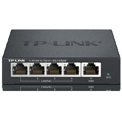 TP-LINK TL-R470GP-AC PoE·AC一体化千兆MINI型路由器【不退不换正常售后】 一体化企业路由 千兆