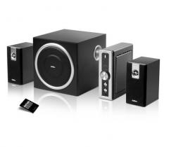 漫步者 C2 2.1声道+独立功放 多媒体音箱 音响