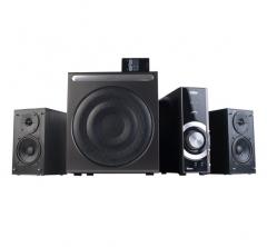 漫步者 C3 多媒体电脑音箱独立功放 2.1有源低音炮音响