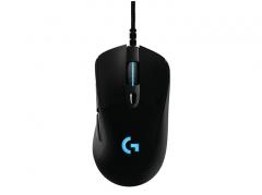 罗技(Logitech)G403  吃鸡鼠标 绝地求生 12000DPI RGB游戏有线鼠标 黑色 USB