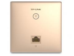 TP-LINK TL-AP450I-POE 香槟金 450M86面板式无线AP【不退不换 正常售后】