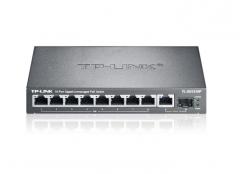 TP-LINK TL-SG1210P 8口千兆POE供电交换机【不退不换 正常售后】