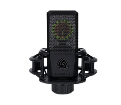 莱维特(LEWITT) LCT 440 PURE高性能大震膜话筒【不退不换 正常售后】