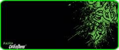 鼠标垫 雷蛇 400*900*3 精密锁边鼠标垫