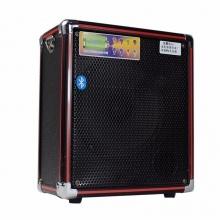 汉笙Q5S-16T 6.5寸便携手提背带广场舞音响晨练摆摊外接12V户外音箱 黑色