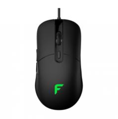 方正 F360 六键发光鼠标 黑色 USB