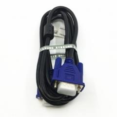 液晶原厂 VGA  视频线 三星扎带 1.8米