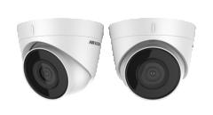 海康威视 DS-IPC-T12H-I 200万半球红外H.265高清网络摄像机 4MM