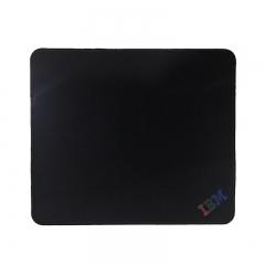 鼠标垫 300*350*4 大IBM办公鼠标垫全黑垫