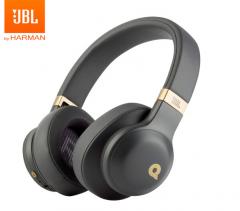 JBL E55BT Quincy版无线蓝牙头戴式耳机 HIFI音乐耳麦【不退不换 正常售后】