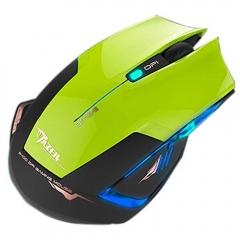 宜博 EMS124 魅影狂蛇电竞游戏鼠标 发光有线鼠标