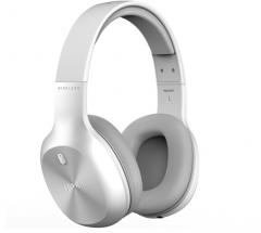 漫步者 W800BT 立体声蓝牙耳机耳麦 白色