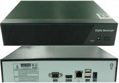 安特ANT-NVR8609 天视通9路H.265网络硬盘录像机 单盘位