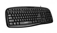 凯迪威 626 USB有线键盘 黑色 USB