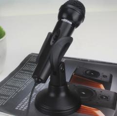 韩国现代 K300 电脑麦克风语音聊天话筒