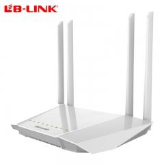 【千兆端口】必联 BL-W1210 1200M双频 5G家用穿墙王智能无线路由器