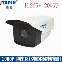 特价清仓 腾视IPC2MP-4DJS-T-V1 200万H.265+四灯红外网络高清摄像机 4MM