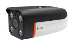 安柯达 AK-8058HV 天视通300万四灯红外H.265+网络高清摄像机 8MM