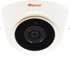 安柯达 AK-8208HV 天视通200万三灯红外半球H.265+网络高清摄像机 3.6MM
