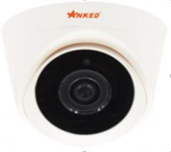 安柯达 AK-8208HV-48VPOE 天视通200万三灯红外半球H.265+ 网络高清摄像机 3.6MM