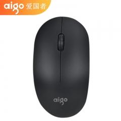 爱国者 Q706 商务办公无线鼠标【100/件】 黑色 无线