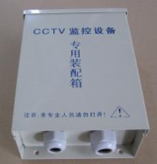 200防水箱 规格185*130*66 监控网络设备防水箱