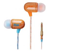 iSK SEM8 专业入耳式木质监听耳塞低音好高保真HIFI小耳机【不退不换 正常售后】