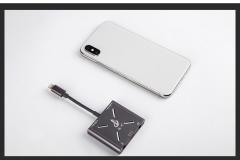 直播一号 苹果版 手机声卡直播转换器 适用于苹果7/8/X