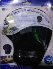 鼠标垫-多色硅胶腕垫
