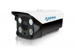 安特 ANT-IPC888T 天视通200万四灯柔光全彩H.265网络高清摄像机 4MM