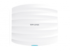 TP-LINK TL-AP901C 900M双频DC供电吸顶式AP【不退不换 正常售后】