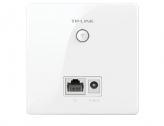 TP-LINK TL-AP302I-DC 薄款 300M面板式AP【不退不换 正常售后】