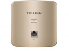 TP-LINK TL-AP1202I-POE 薄款香槟金1200M面板式AP【不退不换 正常售后】