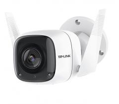 TP-LINK TL-IPC62C 200万室外防水无线网络摄像机 焦距4mm