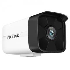 TP-LINK TL-IPC524HP 200万POE四灯红外H.265+网络高清摄像机 12MM