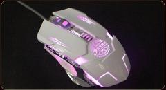 清华同方 F60 有线鼠标 白色 【60/件】 白色 USB