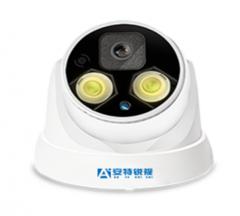 安特 ANT-IPC8213AT  天视通200万半球全彩H.265网络高清摄像机 4MM