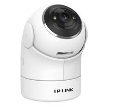 TP-LINK TL-IPC42EW-4  200万像素全彩云台无线插卡网络摄像机 焦距4mm