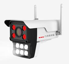 腾视 TS-2MP-HY3-YF-SG-J-B 200万双光源无线插卡摄像机 焦距3.6mm