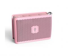 DOSS 【德仕】 M58 小度智能语音蓝牙音箱 粉色 蓝牙 插卡 智能AI语音