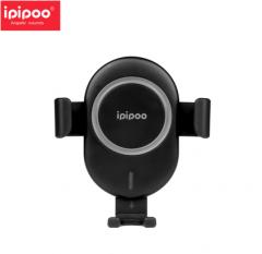 ipipoo/品韵 WP2 车载手机支架 无线充电器 黑色