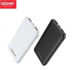 ipipoo/品韵 LP2 10000毫安手机通用充电宝 便携式移动电源 黑色