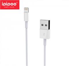 ipipoo/品韵 IP30 苹果手机数据线 白色 1000mm