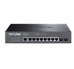 TP-LINK TL-SG5210 全千兆三层网管交换机【不退不换 正常售后】
