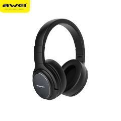awei/用维 A950 主动降噪ANC无线折叠耳机 头戴式无线蓝牙耳机 黑色