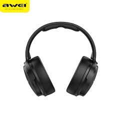 awei/用维 A780 蓝牙5.0 头戴式可折叠无线蓝牙耳机 黑色