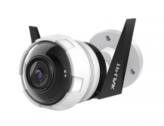 TP-LINK TL-IPC62A-4  200万像素 全彩无线网络摄像机 H.265编码 4MM