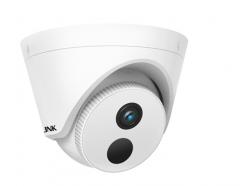 TP-LINK TL-IPC443HP-S 400万内置音频  支持POE 高清红外半球网络摄像机 2.8MM