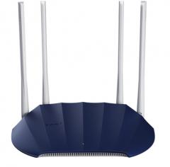 【千兆版】迅捷 FAST FAC1200R 四天线 千兆端口1200M双频无线路由器